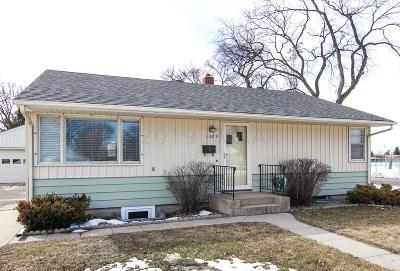 Single Family Home For Sale: 1229 11th Street N