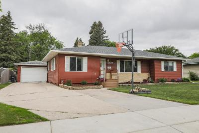 Fargo, Moorhead Single Family Home For Sale: 1707 5th Street S