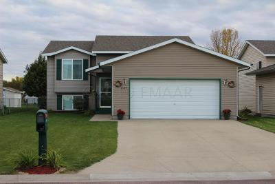Wahpeton Single Family Home For Sale: 1127 Wheatland Road