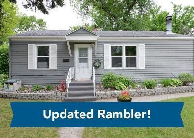 Fargo, Moorhead Single Family Home For Sale: 1366 16 Avenue S