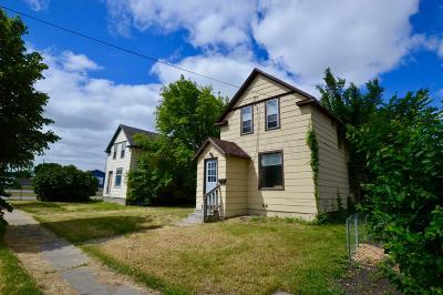 Fargo, Moorhead Single Family Home For Sale: 700 College Street N