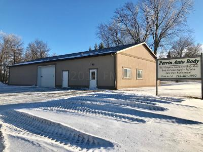 Pelican Rapids MN Commercial For Sale: $239,000