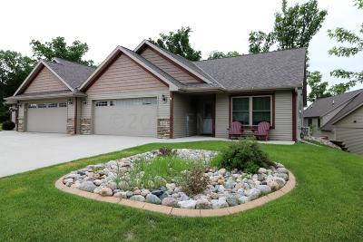 Detroit Lakes Single Family Home For Sale: 2137 Shady Lane