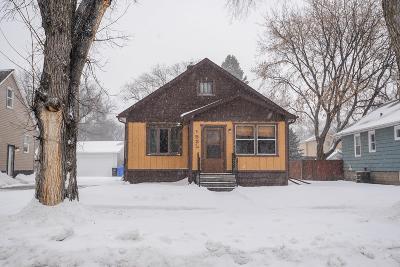 Fargo Single Family Home For Sale: 1525 7 Avenue S