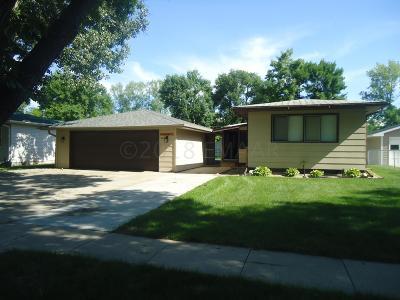 West Fargo Single Family Home For Sale: 506 4 Avenue E