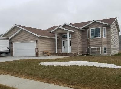 West Fargo Single Family Home For Sale: 4535 Sunrise Drive
