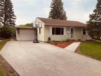 Fargo, Moorhead Single Family Home For Sale: 1328 15th Avenue S