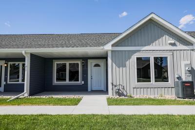 West Fargo Condo/Townhouse For Sale: 3321c 6 Way E