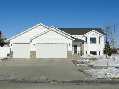 Dilworth MN Single Family Home For Sale: $264,900