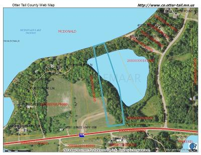 Residential Lots & Land For Sale: Parcel C Mn Hwy 108 --