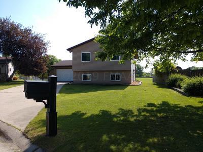 Fargo, Moorhead Single Family Home For Sale: 2408 Cromwell Street S