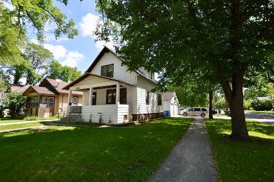 Fargo, Moorhead Single Family Home For Sale: 626 University Drive S