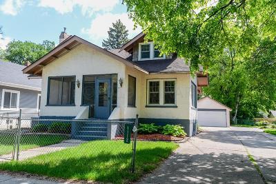 Fargo, Moorhead Single Family Home For Sale: 1112 University Drive S