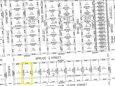 Mapleton Residential Lots & Land For Sale: 382 Spruce Street