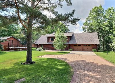 Detroit Lakes Single Family Home For Sale: 49883 Fish Lake Road