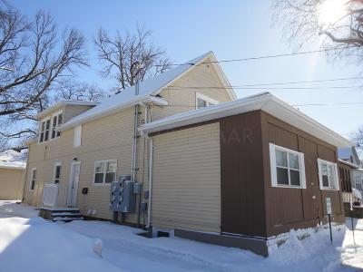 Fargo Multi Family Home For Sale: 727 3 Street N