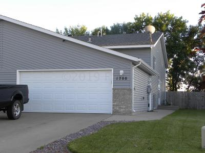 West Fargo Single Family Home For Sale: 1708 10 Street W