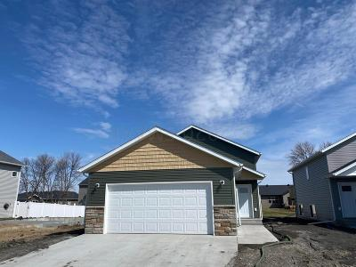 West Fargo Single Family Home For Sale: 944 27th Avenue W