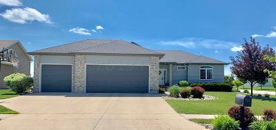 Moorhead Single Family Home For Sale: 601 Lexington Lane