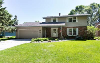 Fargo Single Family Home For Sale: 1241 Oak Street N