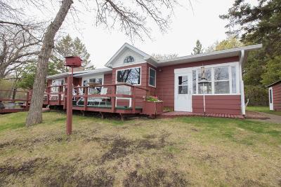 Detroit Lakes Single Family Home For Sale: 1019 Lakewood Drive