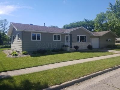 Moorhead Single Family Home For Sale: 2203 10th Street S