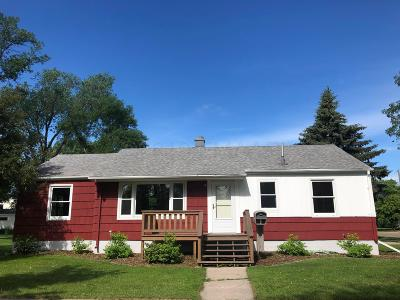 Wahpeton Single Family Home For Sale: 425 9th Street N