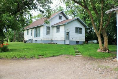 Detroit Lakes Single Family Home For Sale: 25345 130th Street