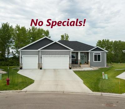 Fargo Single Family Home For Sale: 6276 63 Avenue S