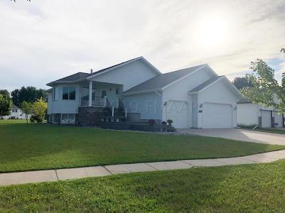 Moorhead Single Family Home For Sale: 2939 Eagle Drive