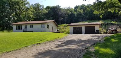 Fort Ransom ND Single Family Home For Sale: $115,000