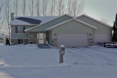 Glyndon Single Family Home For Sale: 211 SEter Circle SE
