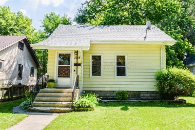 Fargo Single Family Home For Sale: 1218 13 1/2 Street S