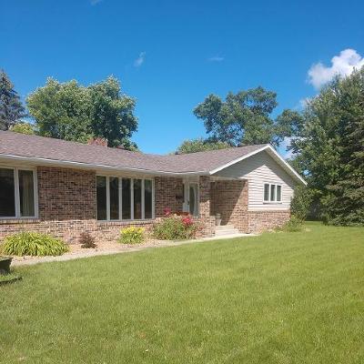 Hawley Single Family Home For Sale: 1016 Elizabeth Street