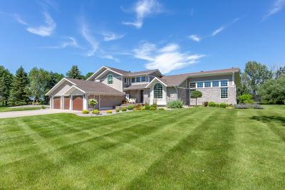Fargo Single Family Home For Sale: 1615 Round Hill Drive