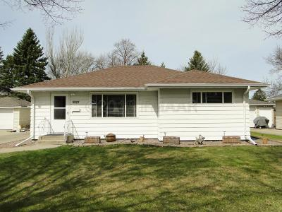 Moorhead Single Family Home For Sale: 2007 6th Street S