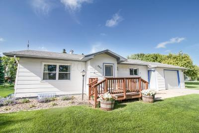 Single Family Home For Sale: 805 2 Street