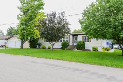 Single Family Home For Sale: 17 2 Street N