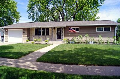 Moorhead Single Family Home For Sale: 538 Maple Lane
