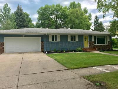 Moorhead Single Family Home For Sale: 2102 18th Street S
