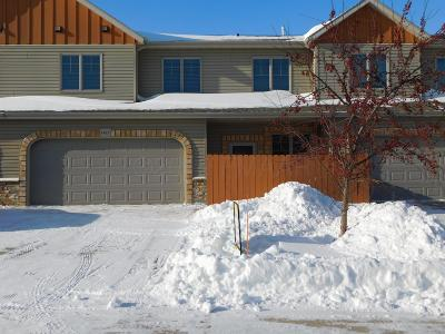 West Fargo Condo/Townhouse For Sale: 496 19 Avenue W #UNIT F