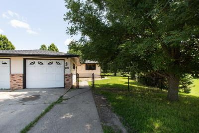 Moorhead Single Family Home For Sale: 2510 Country Club Parkway