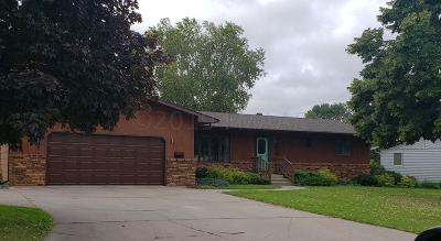 Wahpeton Single Family Home For Sale: 1403 Westmore Avenue