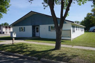 Multi Family Home For Sale: 439 4th Street