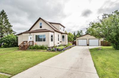 Glyndon Single Family Home For Sale: 18 Eglon Avenue