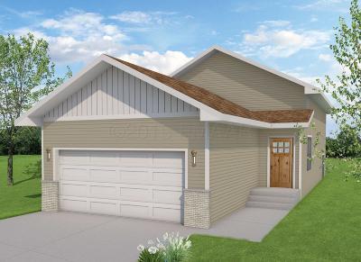 Horace Single Family Home For Sale: 707 Prairie Avenue