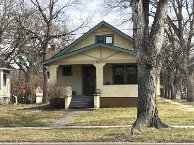Fargo, Moorhead Single Family Home For Sale: 922 S University Drive