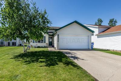 Fargo, Moorhead Single Family Home For Sale: 4942 10 Avenue S