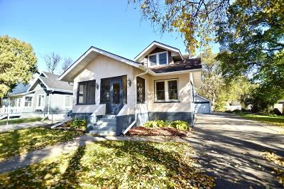 Fargo, Moorhead Single Family Home For Sale: 1112 University Drive S