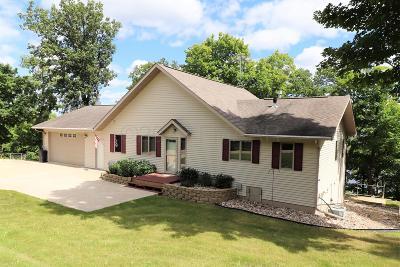 Single Family Home For Sale: 37101 Little White Earth Lake Road